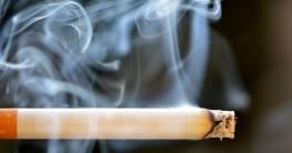 Raumluftreiniger-Zigarettenrauch