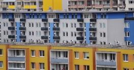 Menschen in Wohnungen