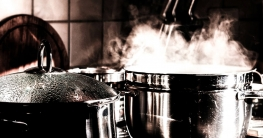 Raumluftreiniger gegen Essensgeruch