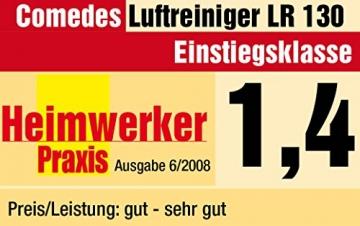 Comedes LR 130 Luftreiniger Rauchverzehrer - 7