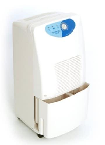 Comedes LTR 400 Luftentfeuchter, Bautrockner (bis zu 24l/Tag) - 2