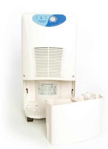 Comedes LTR 400 Luftentfeuchter, Bautrockner (bis zu 24l/Tag) - 3