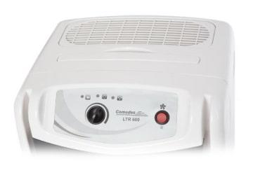 Comedes LTR 600 Luftentfeuchter, Bautrockner (bis zu 30l/Tag) - 3