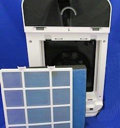 hepa luftreiniger mit ionisator alfda alr300 raumluftreiniger. Black Bedroom Furniture Sets. Home Design Ideas